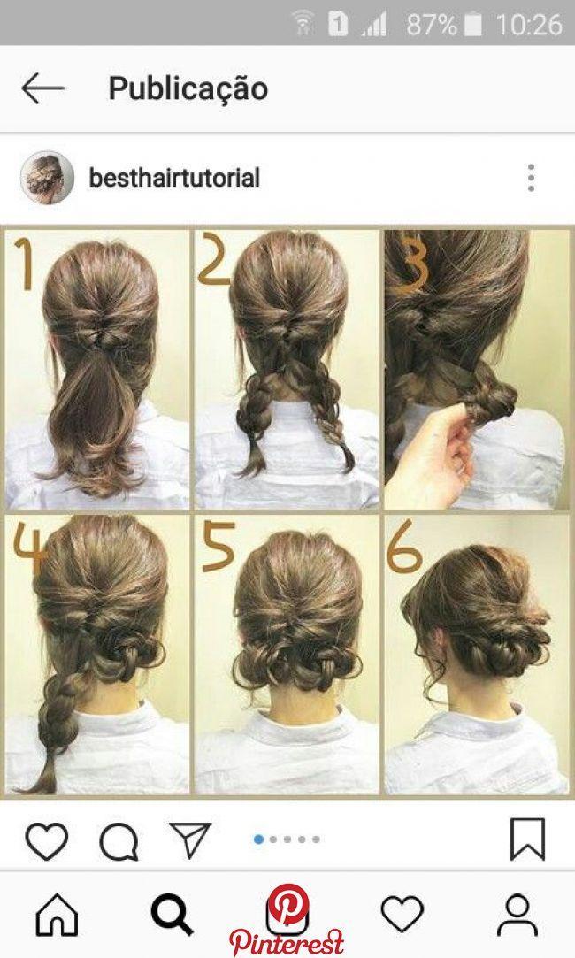 Simple And Cute Hair Styles Medium Length Hair Styles Medium Hair Styles