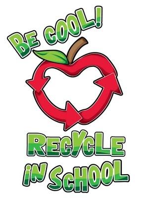 recycle in school