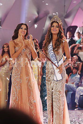 En fotos: la velada de coronación de la nueva Señorita Colombia | EL PAIS
