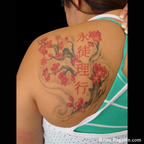 Indiana Tattoos Popular Japanese Kanji Tattoo: 16 Best Shoulder Tattoos By Brian Ragusin Images On