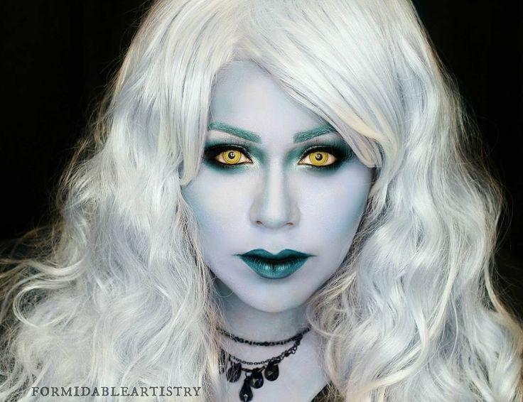 14 best Halloween Makeup Ideas images on Pinterest   Makeup ideas ...