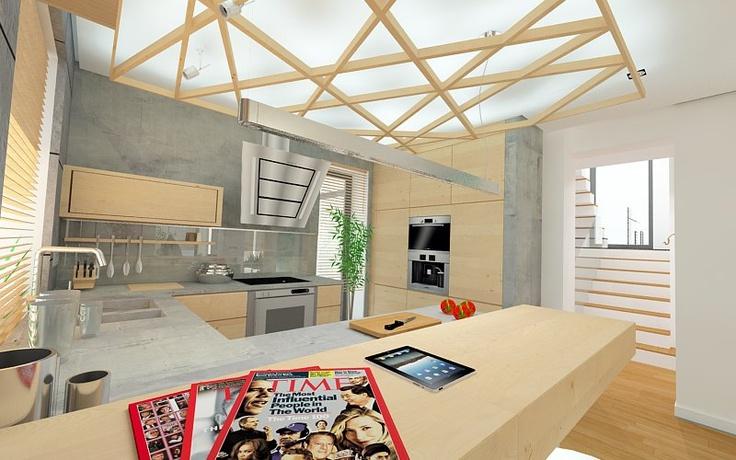 House 01  http://architekci-wnetrz.com.pl/  www.facebook.com/architekci.wnetrz.pracownia