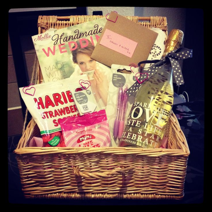 Engagement present hamper!