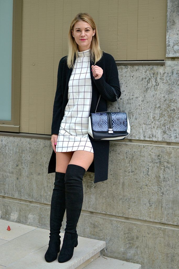 ead43090ed OTK Boots are Winter Chic this Season | Styleee! | Boots, Fashion, Ootd