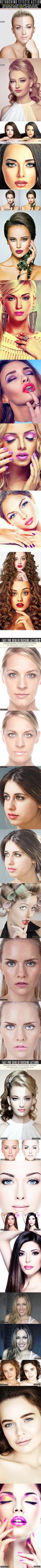 DOWNLOAD:     goo.gl/mAoi3hSimple and fast way to retouch skin images in photoshop?... this is the simple preset you need. Professional results & save time.T...