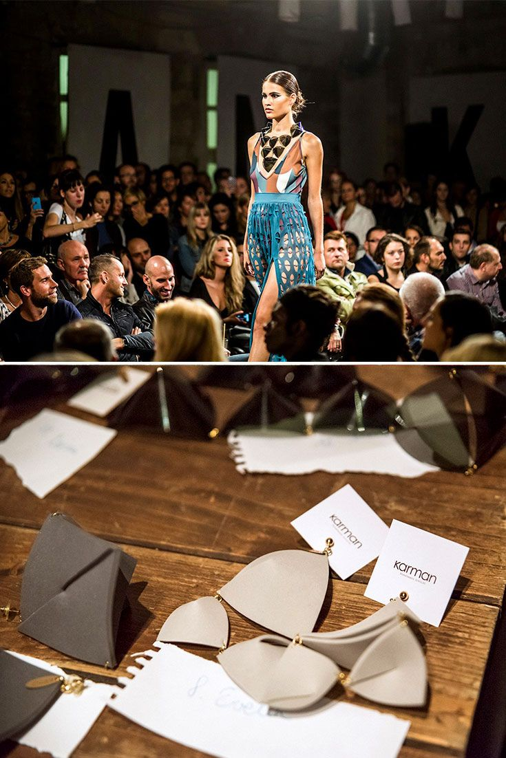 MODULARITY Fashion Show, Budapest.  Read more on the BLOG > http://designrs.co/blogs/news