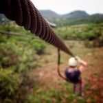 Ziplining at Ama Zwing Zwing by @unclescrooch #GeePeeShotLeft