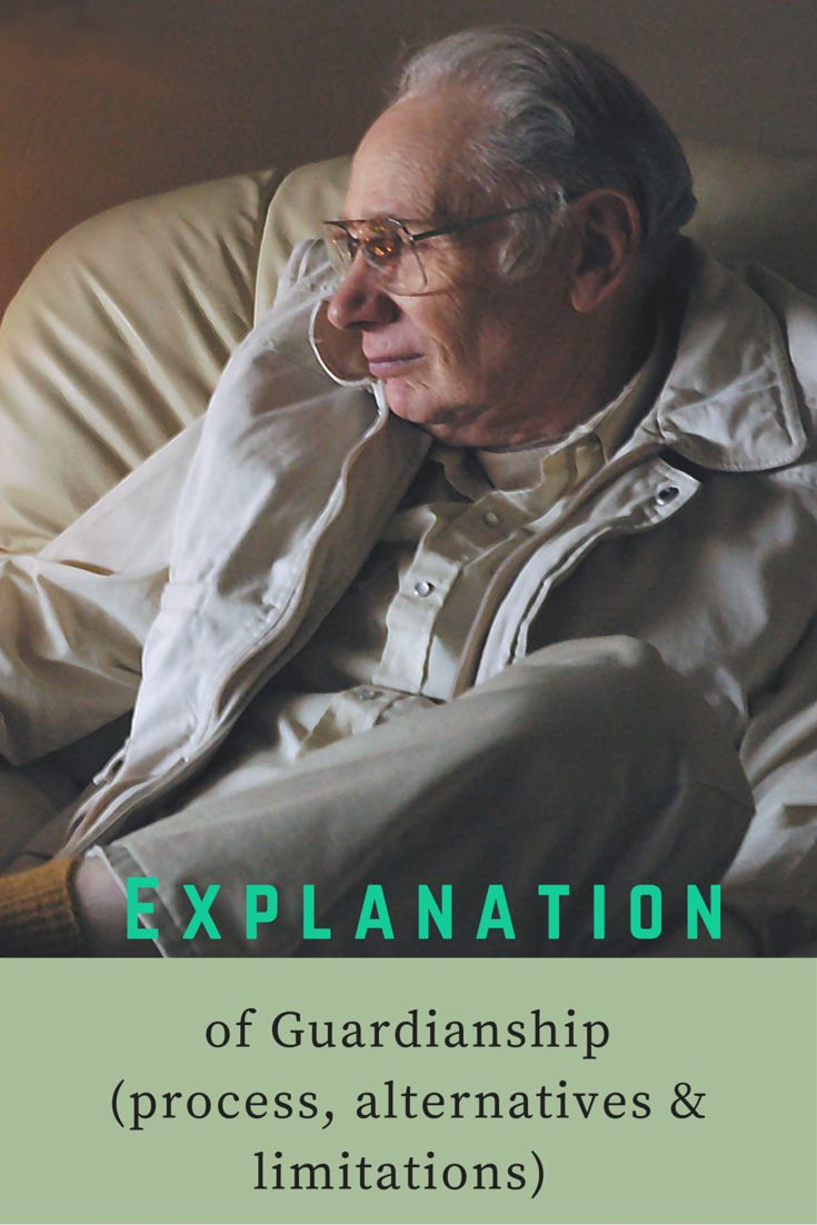 A handbook explaining exactly what adult guardianship is, its limitations, alternatives and processes.