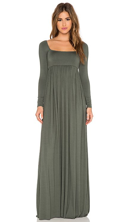 Rachel Pally Isa Maxi Dress in Conifer | REVOLVE