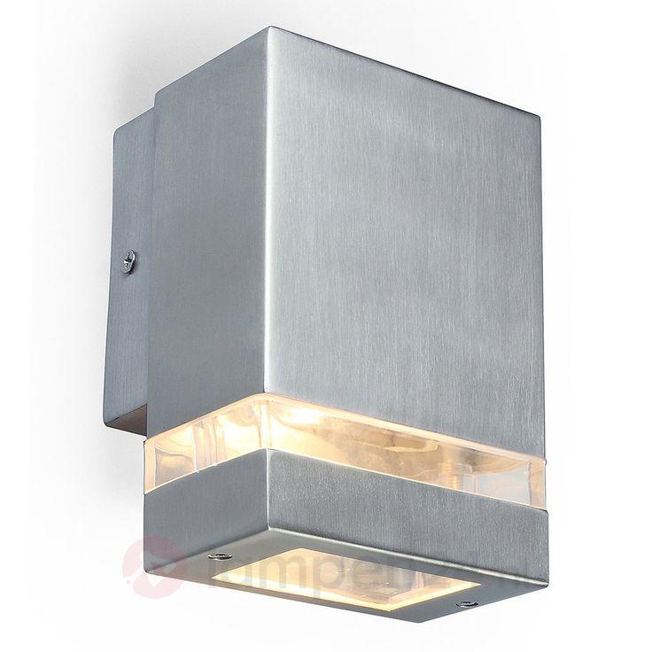 Hoekv. led-buitenwandlamp FOCUS veilig & makkelijk online bestellen op lampen24.nl