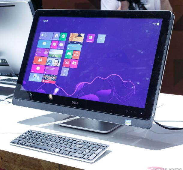 Dell's updated XPS One 27 for Windows 8