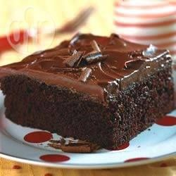 Bolo nega maluca de chocolate @ allrecipes.com.br