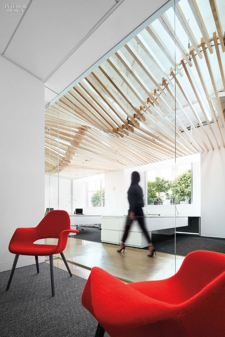 444 best ceiling images on pinterest architecture basement turelks los angeles office by gensler promotes its hands on approach to its work doublecrazyfo Gallery