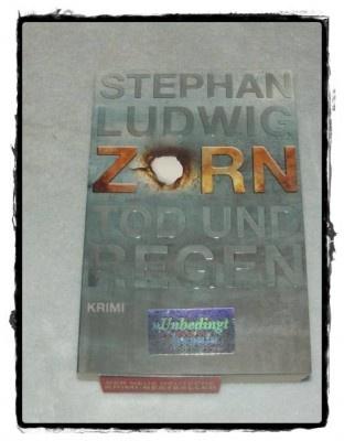Stephan Ludwig – Zorn – Tod und Regen