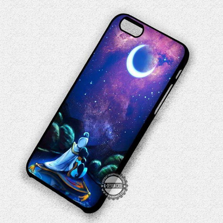 Moon Aladdin Jasmine - iPhone 7 6 Plus 5c 5s SE Cases & Covers