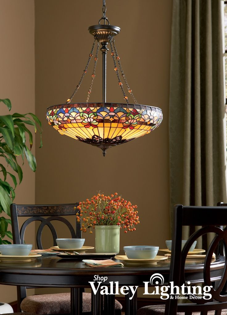 25 Best Dining Room Fixtures Come & Get It Images On Pinterest Amazing Stained Glass Light Fixtures Dining Room Review