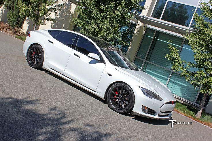 Tesla Model S Tesla model s white, Tesla model s, Tesla