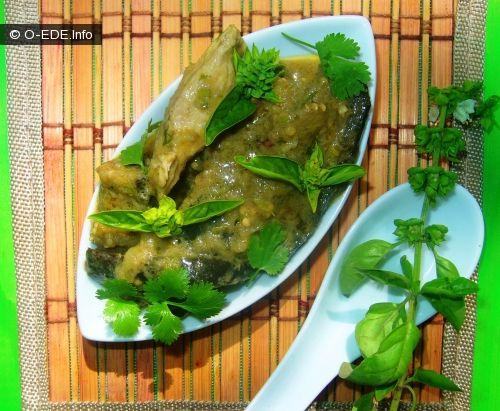 Зеленое тайской карри с курицей и баклажанами - О вкусной и здоровой пище,