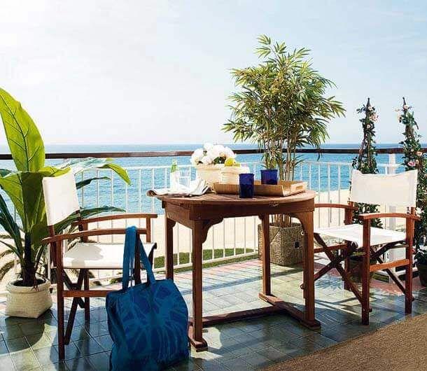 Teras ve Balkon Dekorasyonu için Öneriler | | Dekor Yaşam