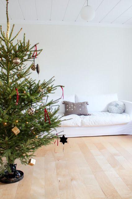 KOMMA HEM...: Det sista av Julen...