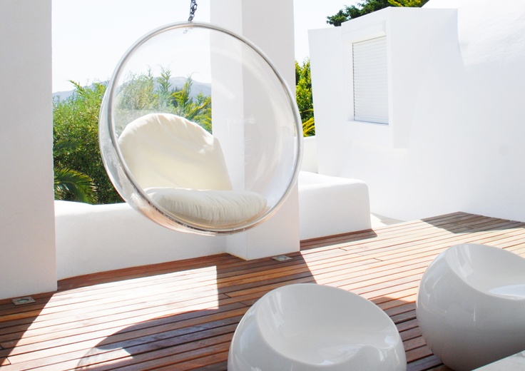 Bubble Chair | by Aarnio Eero