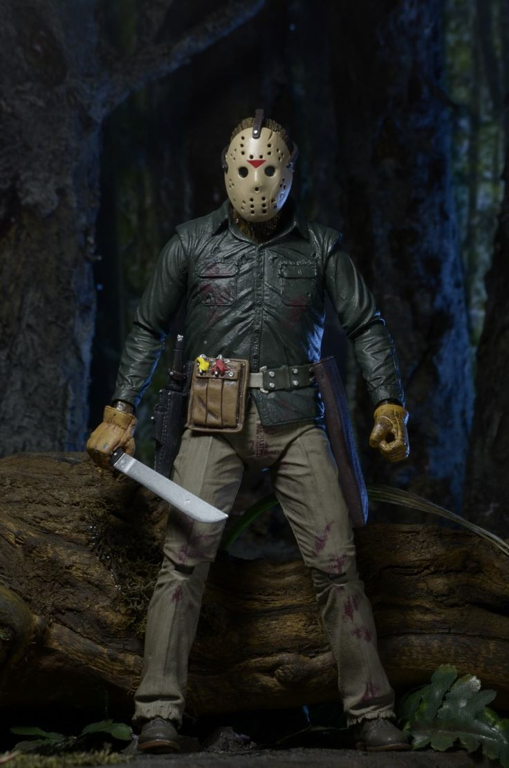 Closer Look: Friday the 13th Part 6 Ultimate Jason 7″ Scale Action Figure | NECAOnline.com