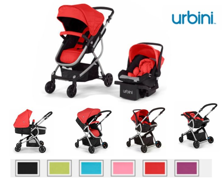 Read about the Urbinin Baby Omin 3-in-1 Travel System #sp #mc #urbinibaby  http://www.healthbeautychildrenandfamily.com/2014/07/the-omni-3-in-1-travel-system-allows.html