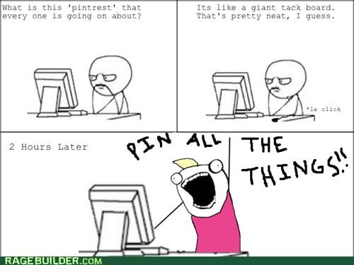 //Accurate, Lol So True, Pinterest Addict, Rage Comics, Funny Discoveries About, Discover Pinterest, So Funny, Totally Me, True Stories
