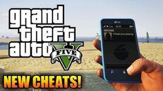 GTA 5 Cheats Xbox 360 List