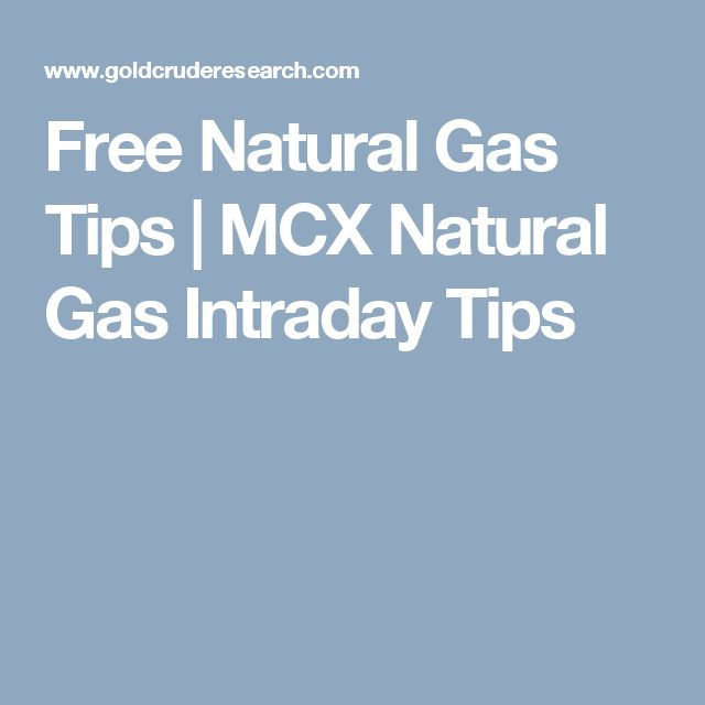 how to buy natural gas commodity