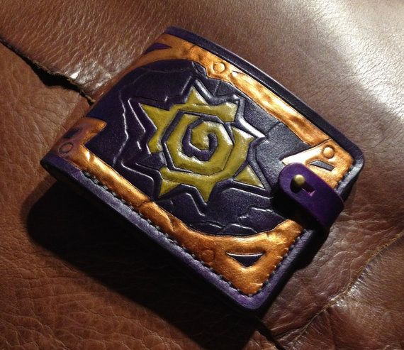 Customizable Hearthstone Heroes Of Warcraft Handcrafted от WildOx
