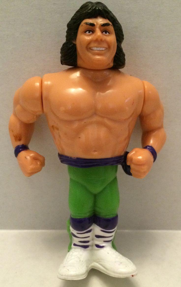 (TAS003161) - WWE WWF WCW Wrestling Hasbro Figure - The Rockers Marty Jannetty