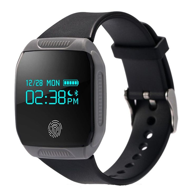 LEMFO E07S Smart Band Sports Fitness Watch Activity Tracker Bracelet Wristband Call Reminder for Android iOS (Gray). SWIMMING, SEVERAL SPORTS & HEALTH: LEMFO E07S Smart Band is IP67 waterproof, supports Sports Tracking (Pedometer, Distance, Calorie); Sleep Tracking (sleeping time, sleeping quality); Set Fitness Goals Movement Pattern (Swimming, Bicycle-riding, Running, Jumping Rope, Jumping Jacks, Sit-Up, Treadmill). DISPLAY & DESIGN: LEMFO E07S Smart Band supports to sync your phone's…