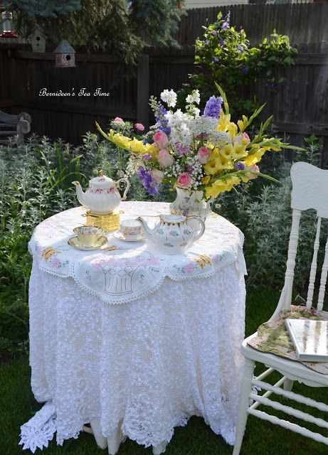 Bernideen's Tea Time Blog
