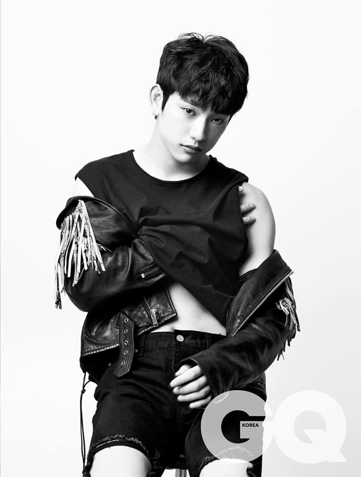 Junior GOT7 for GQ                                                                                                                                                                                 Plus