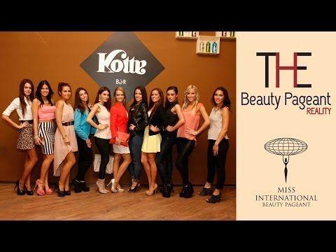 The Beauty Pageant Reality - 3. hét - Miss International Hungary Szépségverseny 2014