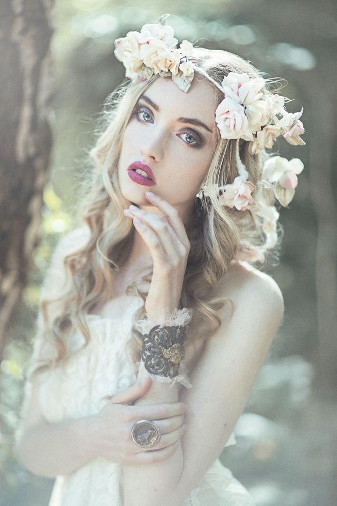 Photographer: Emily Soto | Model: Nancy at Profile Models Styling/Designer: Susan Lafica at Fiori Couture Clothing: Sicilian Gypsy Asistant: Chanel Bohn Makeup and Hair: Monika Swiatek