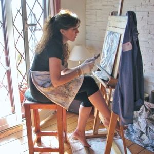 Saatchi Art Artist Yajara M Pirela M's Profile #art
