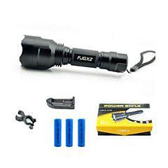 LED taskulamput / Pyöräilyvalot LED Cree Q5 Pyöräily ladattava 18650 Lumenia Patteri Päivittäiskäyttöön / Pyöräily / Monikäyttö-Valaistus