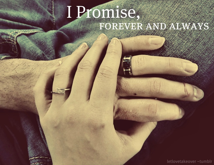 promise rings quotes i promise