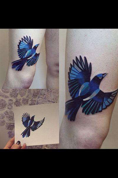 tatouage graphique: Sasha Unisex - EN IMAGES. 20 tatoueurs au style graphique - L'EXPRESS