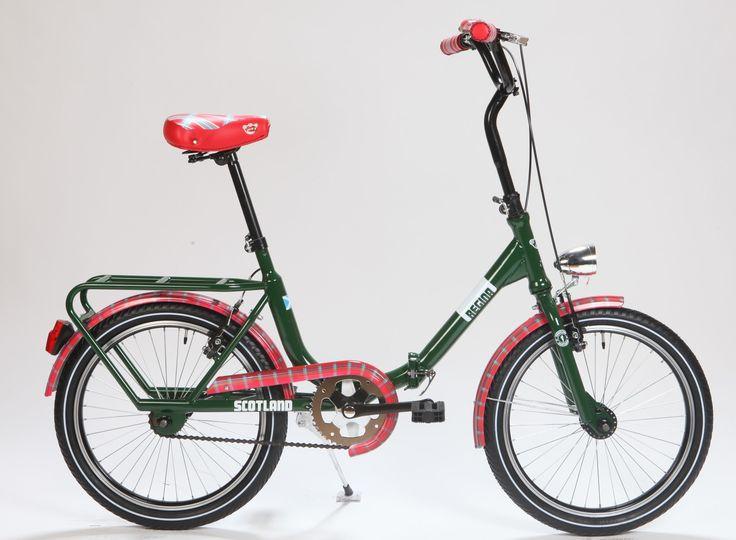 Bicicleta plegable Scotland