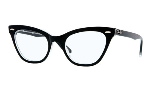 RAY-BAN RB5226 - 2034  -- I have these now...perhaps tortise shell and either pink or purple next time?
