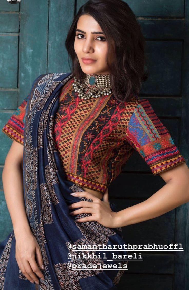 Ethnic Indian Saree For Bride