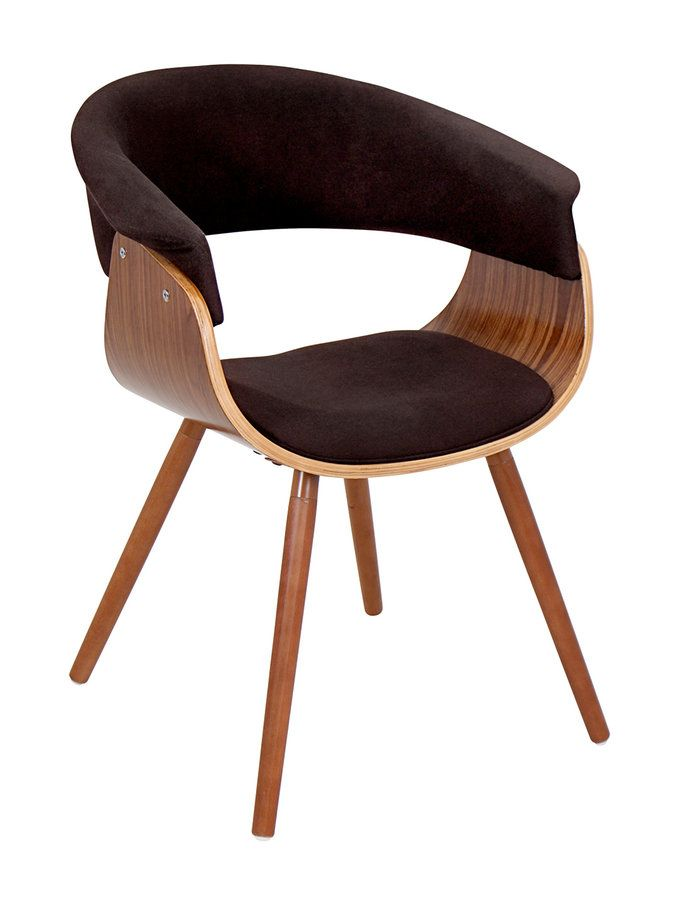 Vintage Mod Chair from Get Into Shapes: Geometric Furniture on Gilt