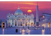 Puzzle Catedrala Sfantul Petru - Roma, 3000 Piese | Bebeart