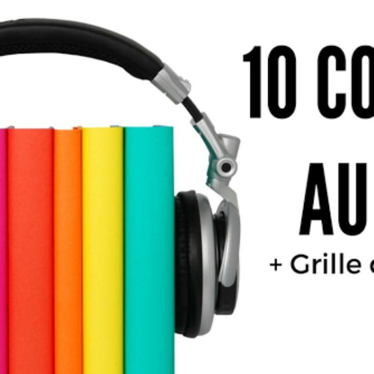 10 Contes pour enfants à écouter.
