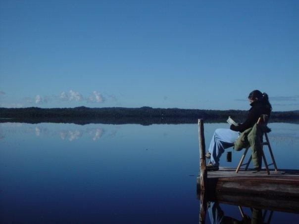 lago tepuhueico
