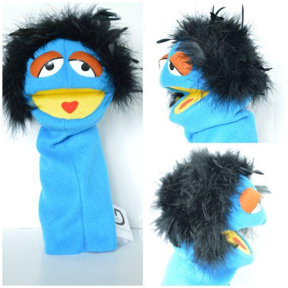 Hand Muppet Handmade Muppet-Style Muppet arm rod by AlezGustawie