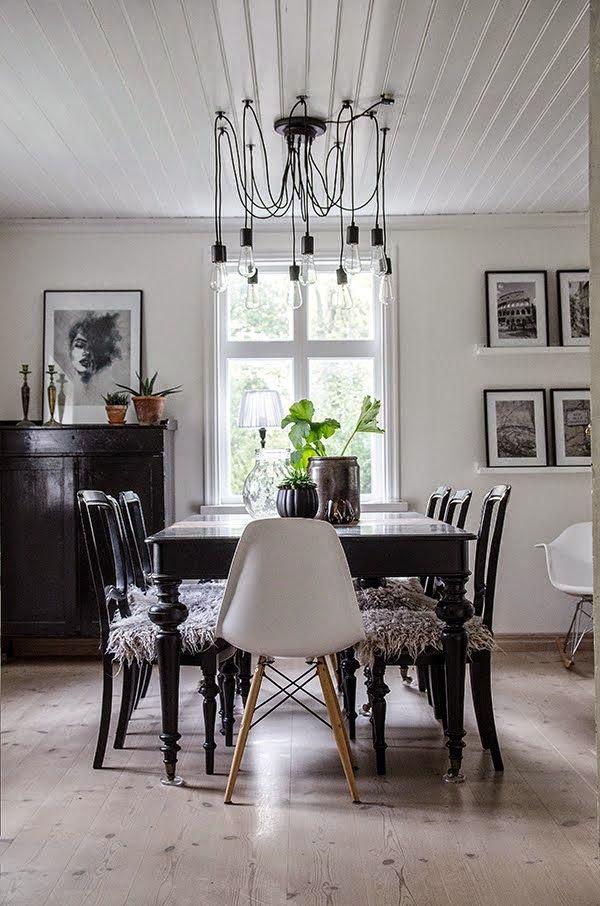 Anna Truelsen interior designer: Wonderful Christmas home 2014 http://mylovelythings.blogspot.nl/2014/11/underbara-julhem-2014.html